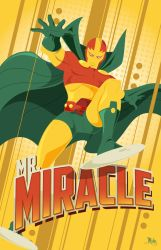 Mr. Miracle by MikeMahle