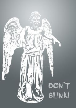 Weeping Angel by RexyB