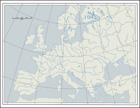 Tutorials and templates on mapsandflags deviantart gutknut4703 27 19 blank map of europe by cjr413 gumiabroncs Images
