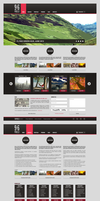 9x6Pixels - Portfilio / Design Studio Template by NicotineLL