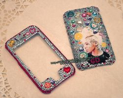 g-dragon iphone case by thirdratedstar