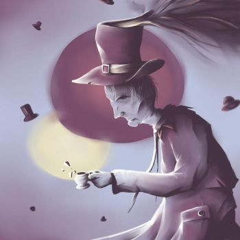 The hatter by Jacquesmarcotte