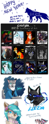 art summary/ commissions/ gifts by elezya
