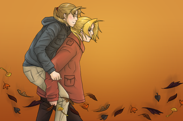 Autumn by peace-of-hope