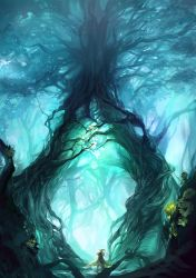 Life Tree by Yume-Rie