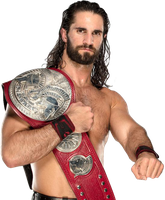 Seth Rollins RAW Tag Team Champions v2 by NuruddinAyobWWE