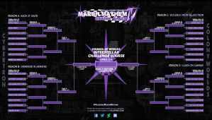 The Allspark March Mayhem IV Bracket by AllsparkStudios