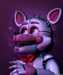 'Lady' [C4D/FNAF] by TheSpringYanaWOO