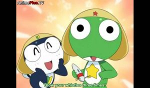 Tamama x Keroro 104 by tackytuesday