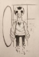 OFF ZACHARIE by MissDiewell