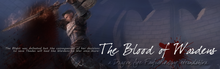 The Blood of Warden Header by eternalshiva
