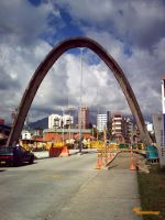 Manizales: Arc of Knowledge by halconfenix