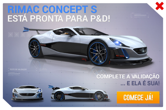 Rimac Concept S by GamePonySly