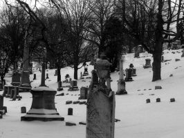 Cemetery by JessicaSoulier