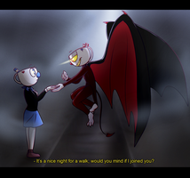 CH: The Devil's Train by DrGaster
