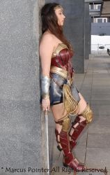 Warrior Wonder Woman 9 by mp-eventphotography