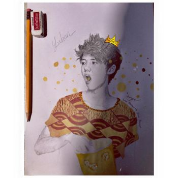 Luhan EXO by Nathanielz15