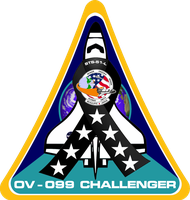 OV-99 Challenger STS-51-L Remembrance by viperaviator