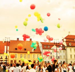 Sibiu. Our hopes fly by mistQ