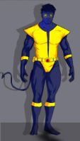 Nightcrawler by julionieto