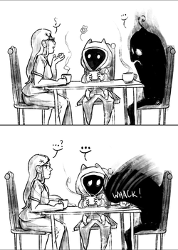 Tea Time by kirsten7767