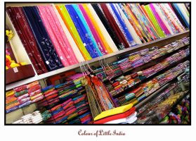 Colour of Little India by GisselAmanda