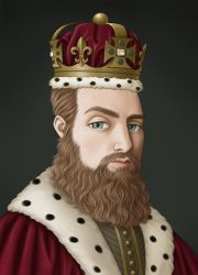 The King's Portrait by yoctoparsec