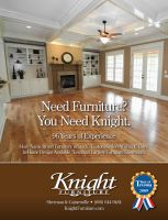 Knight Furniture Ad by tlsivart