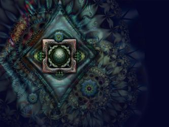 Fusion Wallpaper by Lilyas