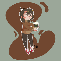 Coffee Acquired! by Fictional-S0da
