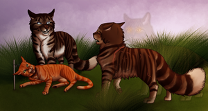Brambleclaw's Choice by Jayie-The-Hufflepuff