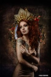 Tatoo Queen by filth59
