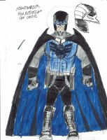Nightraider Full DC United Redesign (Color) by jaredyboy