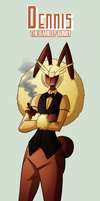 Pokepeople - Lopunny by DrCrafty