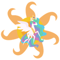 Vector - Pointylestia by SketchMCreations