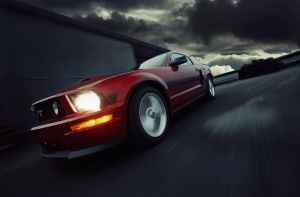 Ford Mustang GT CS by dejz0r