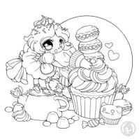 The Frosting Fairy :: July Coloring Contest :: by YamPuff