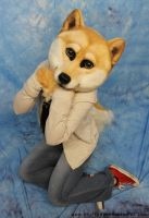 I can be cute too! AUCTION by stuffedpanda-cosplay