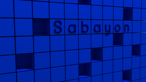 Sabayon linux wallpaper  Blender by Lukazoid