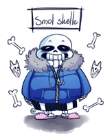 Is smol by Renic-Pai