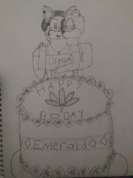 Its emeralds B-day!  by 1222346rose