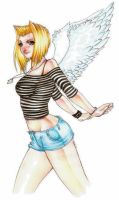 Angel lolol by ivixus