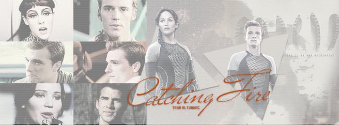 Catching Fire by lovatofect