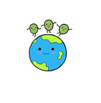 Peas on earth by nyapo