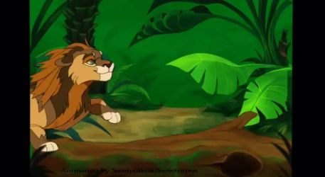 Art Fight - King of the Jungle [ANIMATION]