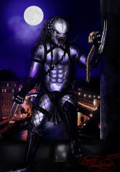 Night Predator by Reynjel-Darkflame
