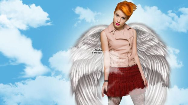 Hayley Angel by PabeEditions