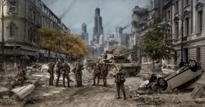 historical apocalypse by fly10