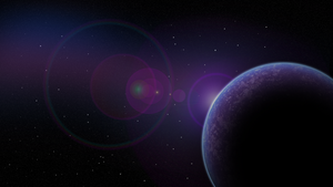 Twilight's Planet - Wallpaper by GuruGrendo