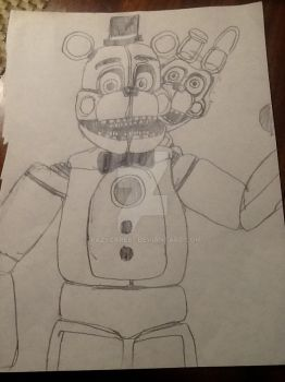 Funtime Freddy by Fazscare87